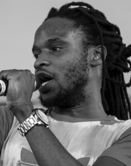 "Lloyd ""King Labash"" Charles Muponda – Vocals"