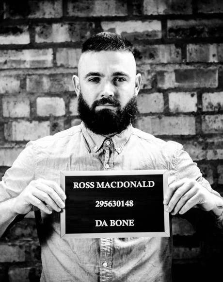 Ross McD -Trombone and Backing Vocals