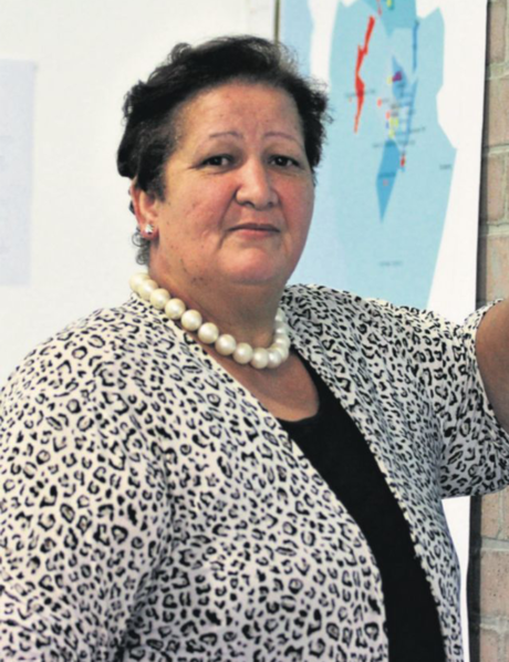 Cllr. Suzette Little – Regional Mayor