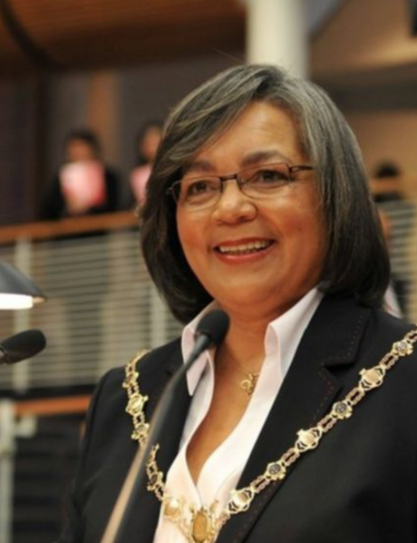 Hon Patricia De Lille – Mayor of Cape Town
